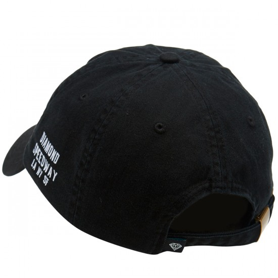 Diamond Supply Co. Micro Brilliant Sports Hat - Black