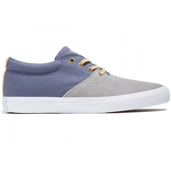 Diamond Supply Co. Torey Shoes - Grey/Blue - 8.0