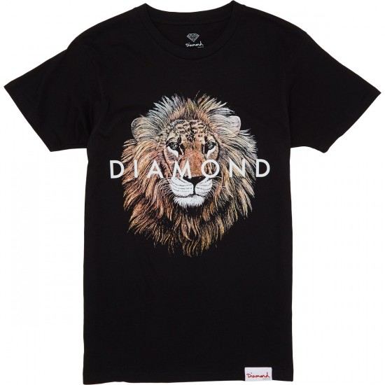 Diamond Supply Co. Apex T-Shirt - Black