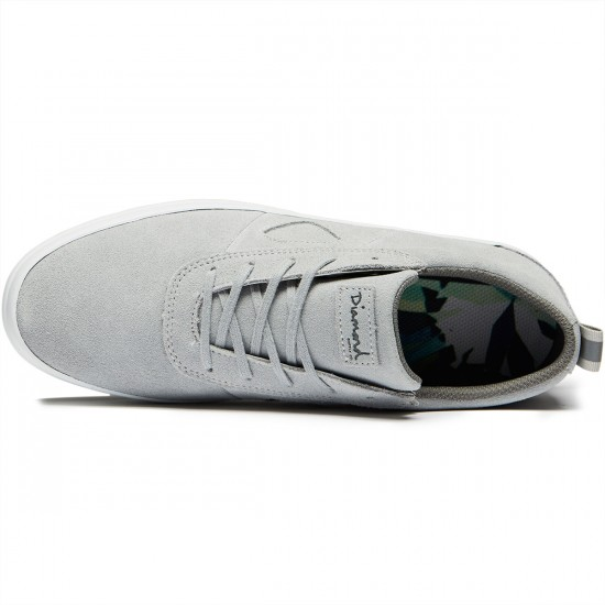Diamond Supply Co. Icon Shoes - Grey - 8.0