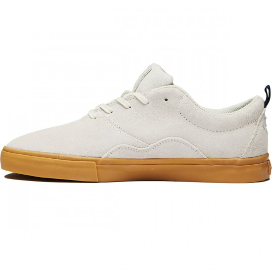 Diamond Supply Co. Lafayette Shoes - White - 8.0