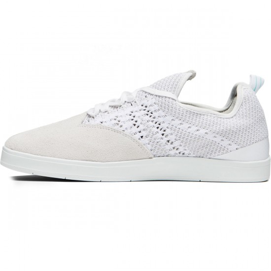 Diamond Supply Co. All Day Shoes - White - 9.0