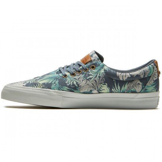 Diamond Supply Co. Avenue Shoes - Navy Floral - 8.0
