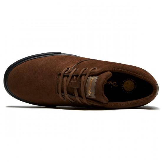 Diamond Supply Co. Torey Shoes - Brown Suede - 8.0
