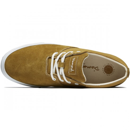 Diamond Supply Co. Torey Shoes - Brown - 8.0