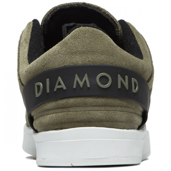 Diamond Supply Co. Graphite Shoes - Olive