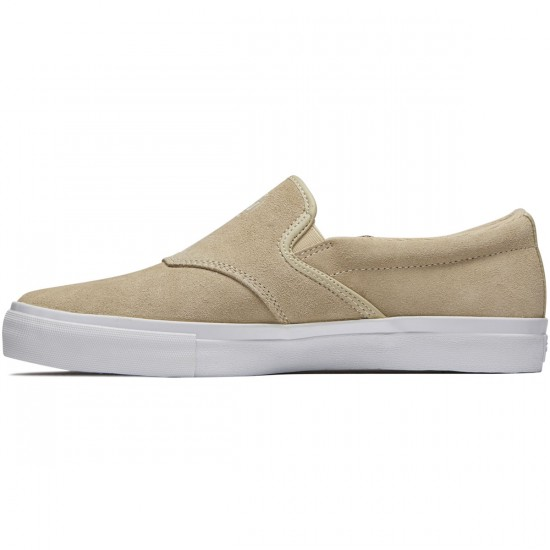Diamond Supply Co. Boo J Shoes - Tan Suede - 8.0