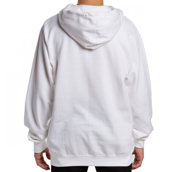 The Quiet Life La Vie Tranquille Pullover Hoodie - White