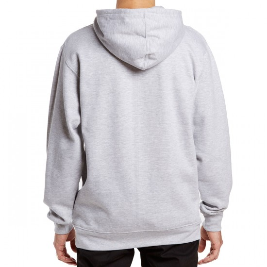 The Quiet Life Camera Club Pullover Hoodie - Heather Grey