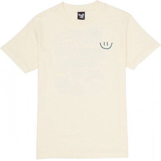 The Quiet Life Worry T-Shirt - Natural