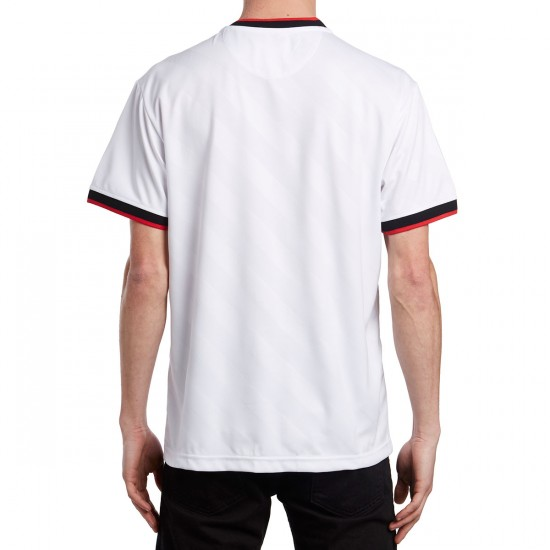 The Quiet Life Macaw Soccer Jersey - White