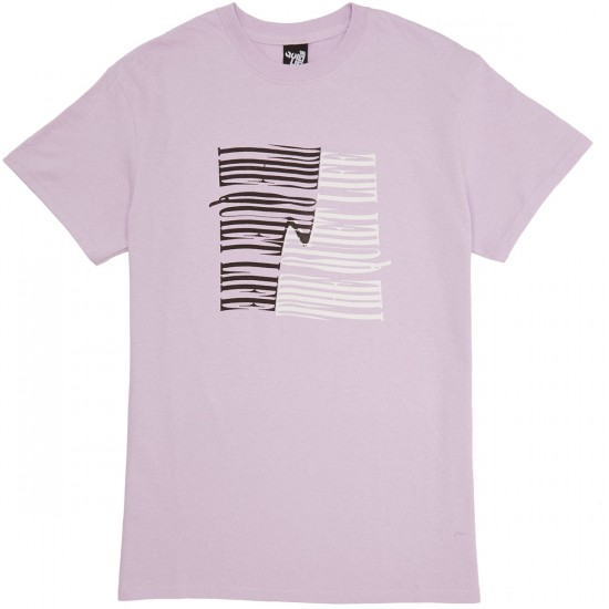 Quiet Life Nevermind T-Shirt - Lilac