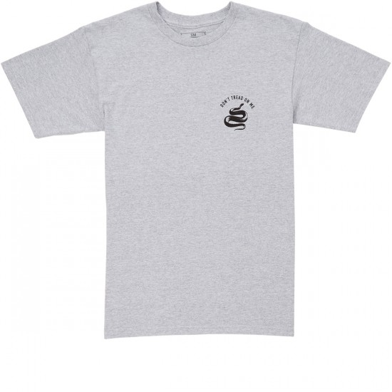 Bohnam Don't Tread T-Shirt - Heather Grey