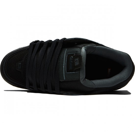 Globe Fusion Shoes - Black/Night - 8.0