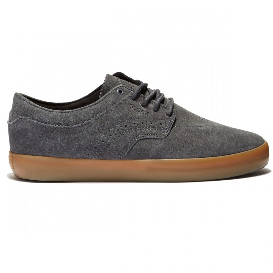 Globe The Taurus Shoes - Charcoal/Gum - 8.0