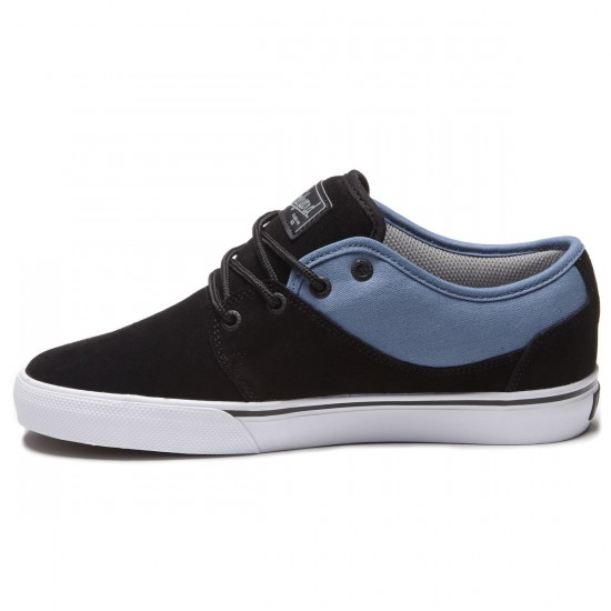 Globe Mahalo Shoes - Black/Cornet Blue - 8.0