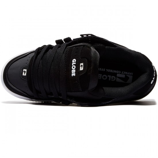 Globe Sabre Shoes - Black/Carbon/White - 8.0