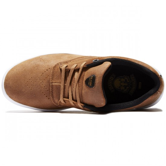 Globe The Eagle Shoes - Toffee/White - 8.0