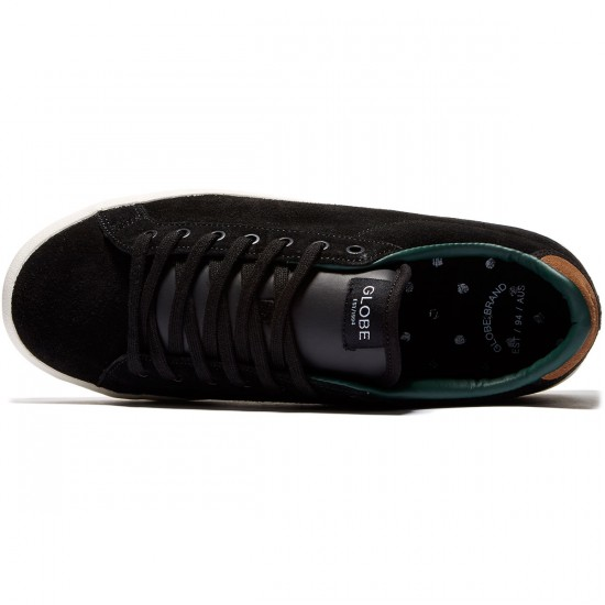 Globe Status Shoes - Black/Antique - 8.0