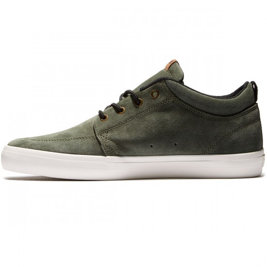 Globe GS Chukka Shoes - Olive - 8.0