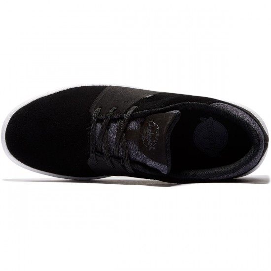 Globe Mahalo SG Shoes - Black/White - 8.0