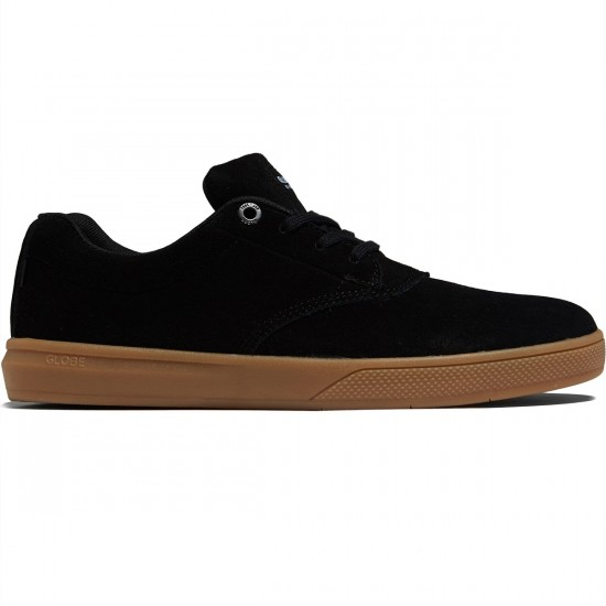 Globe The Eagle SC Shoes - Black/Gum - 8.0
