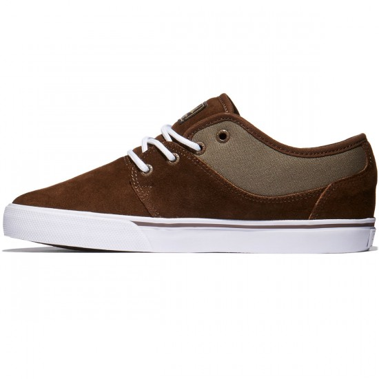Globe Mahalo Shoes - Dark Earth/Walnut - 10.0
