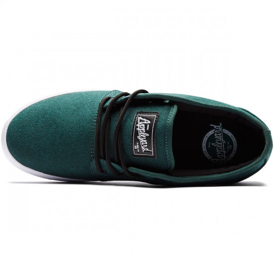 Globe Mahalo Shoes - Stonewashed Green - 8.0