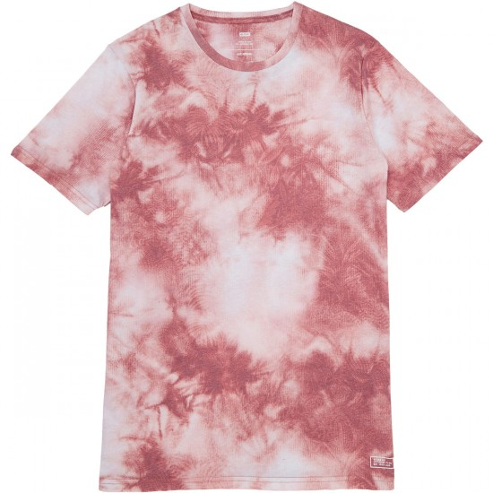 Globe Forester T-Shirt - Washed Bermuda
