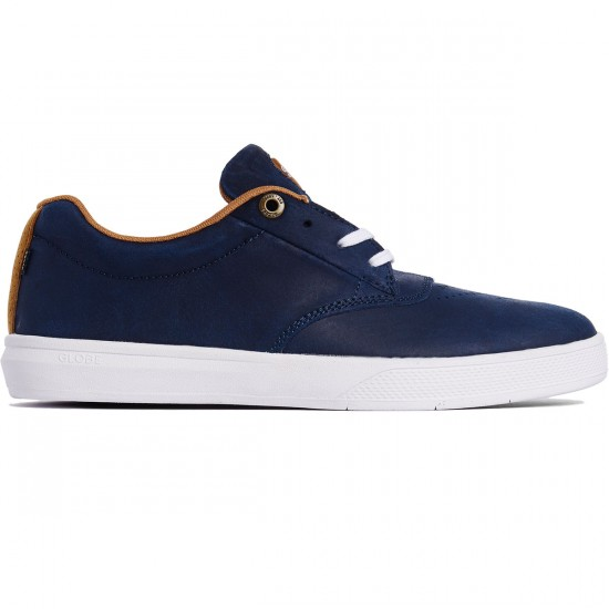 Globe The Eagle SG Shoes - Navy/White - 8.0