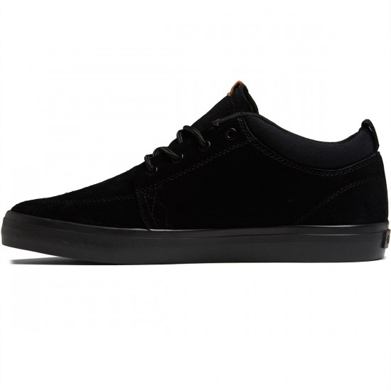 Globe GS Chukka Shoes - Black/Black - 8.0