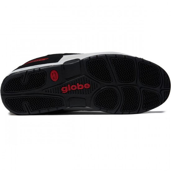 Globe CT-IV Classic Shoes - Silver/Grey/Black