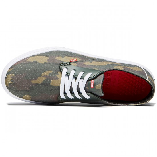 Globe Motley LYT Shoes - Camo - 8.0