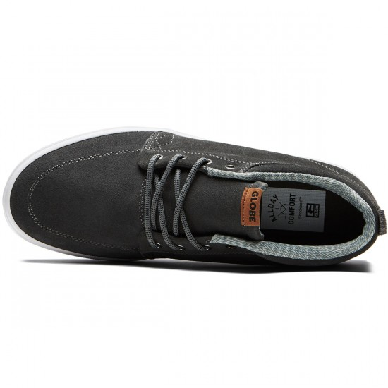 Globe GS Chukka Shoes - Dark Shadow - 8.0