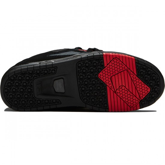 Globe Sabre Shoes - Black/Phantom/Red - 8.0