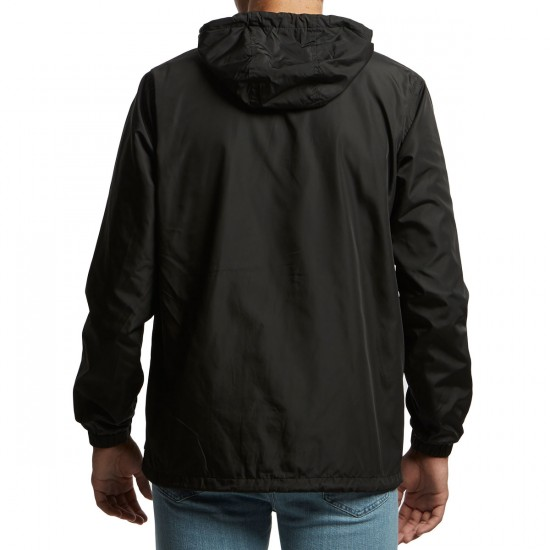 Globe Vista Hooded Jacket - Black