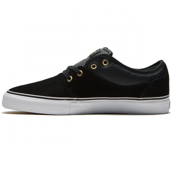 Globe Mahalo Shoes - Black/Gold - 8.5