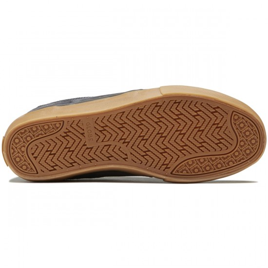 Globe Mahalo Shoes - Charcoal/Gum - 8.0