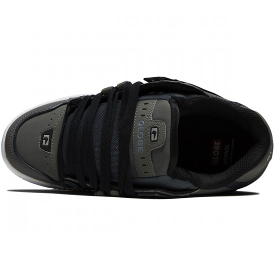 Globe Sabre Shoes - Charcoal/Dark Shadow