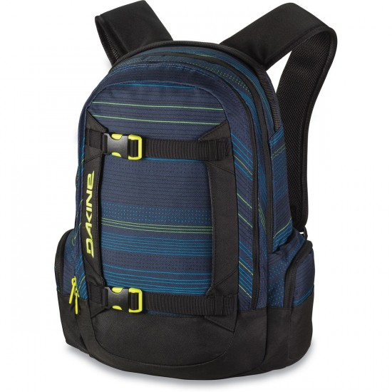Dakine Mission 25L Backpack - Lineup