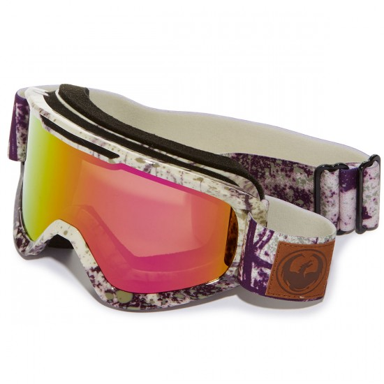 Dragon DX2 Snowboard Goggles - Patina Royal/Purple Ion