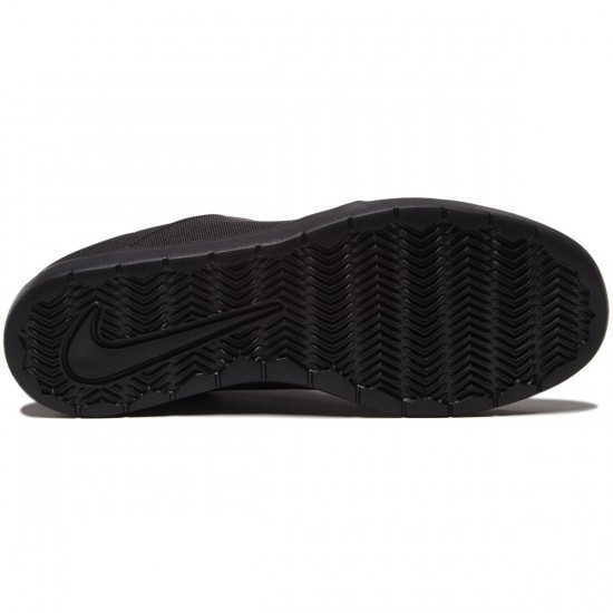 Nike SB Portmore Ultralight Shoes - Black/Dark Grey/White - 7.0