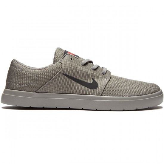 Nike SB Portmore Ultralight Shoes - Dust/Anthracite/Ember Glow - 7.0