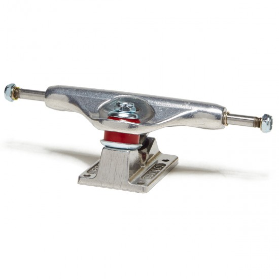 Independent Stage 11 Hollow Silver Low Skateboard Trucks ...