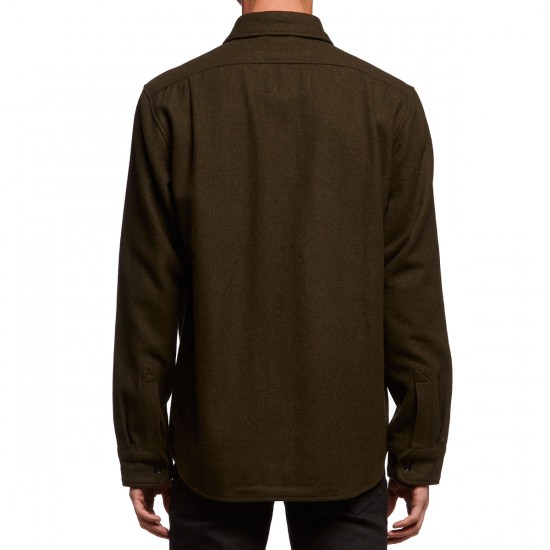 Creature Infantry Shirt - Military Green
