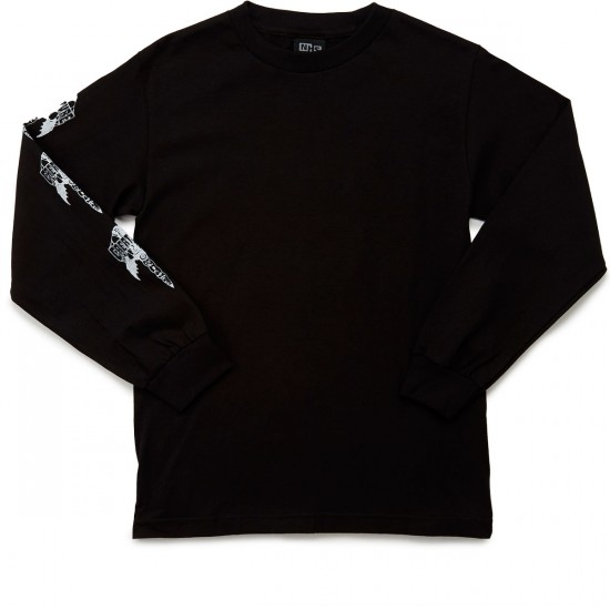 Creature Plague Long Sleeve T-Shirt - Black