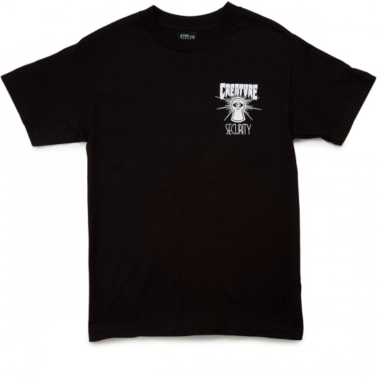 Creature Unlock T-Shirt - Black