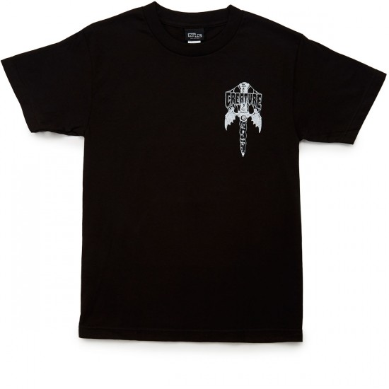 Creature Plague T-Shirt - Black