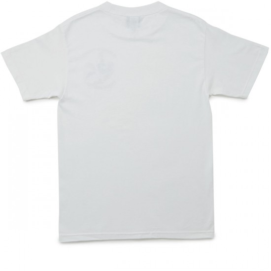 Independent Rather Fight T-Shirt - White