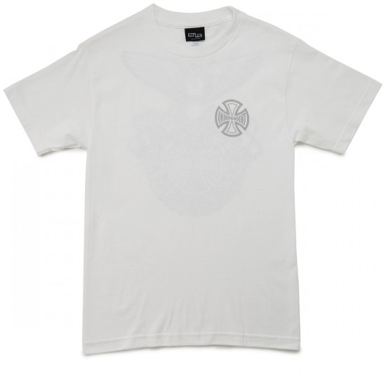 Independent Scholastic Regular T-Shirt - White